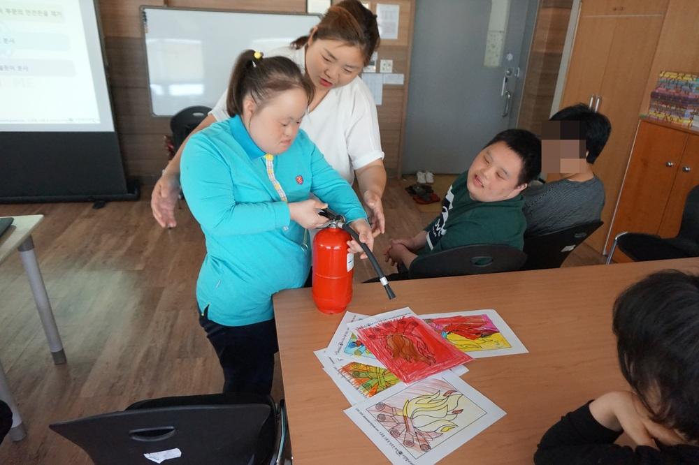 장애인주간보호시설